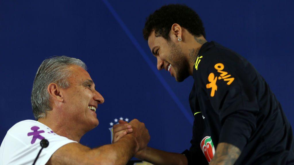 Tite, seleccionador de Brasil, da a conocer a 15 de los 23 jugadores que irán al Mundial de Rusia