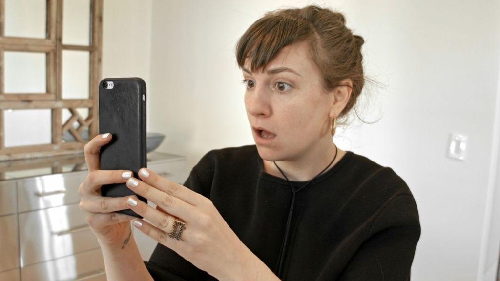 Lena Dunham, guionista y protagonista de 'Girls'.