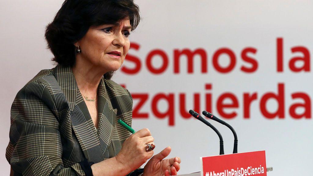 El PSOE no respalda el uso del 155 para modificar el modelo de inmersión lingüística en Cataluña