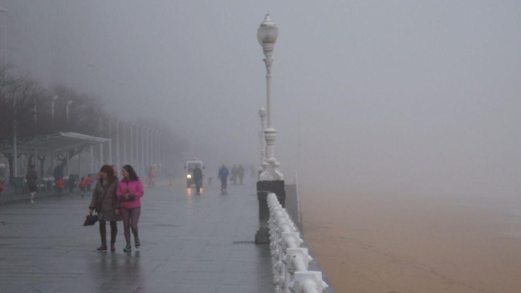 La niebla ocupa toda España: el motivo por el que no has podido ver nada esta mañana