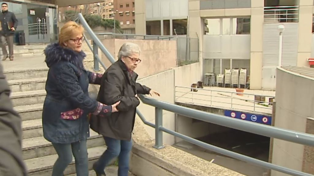 Libertad vigilada para María Luisa, de 83 años, por matar a su hijo discapacitado