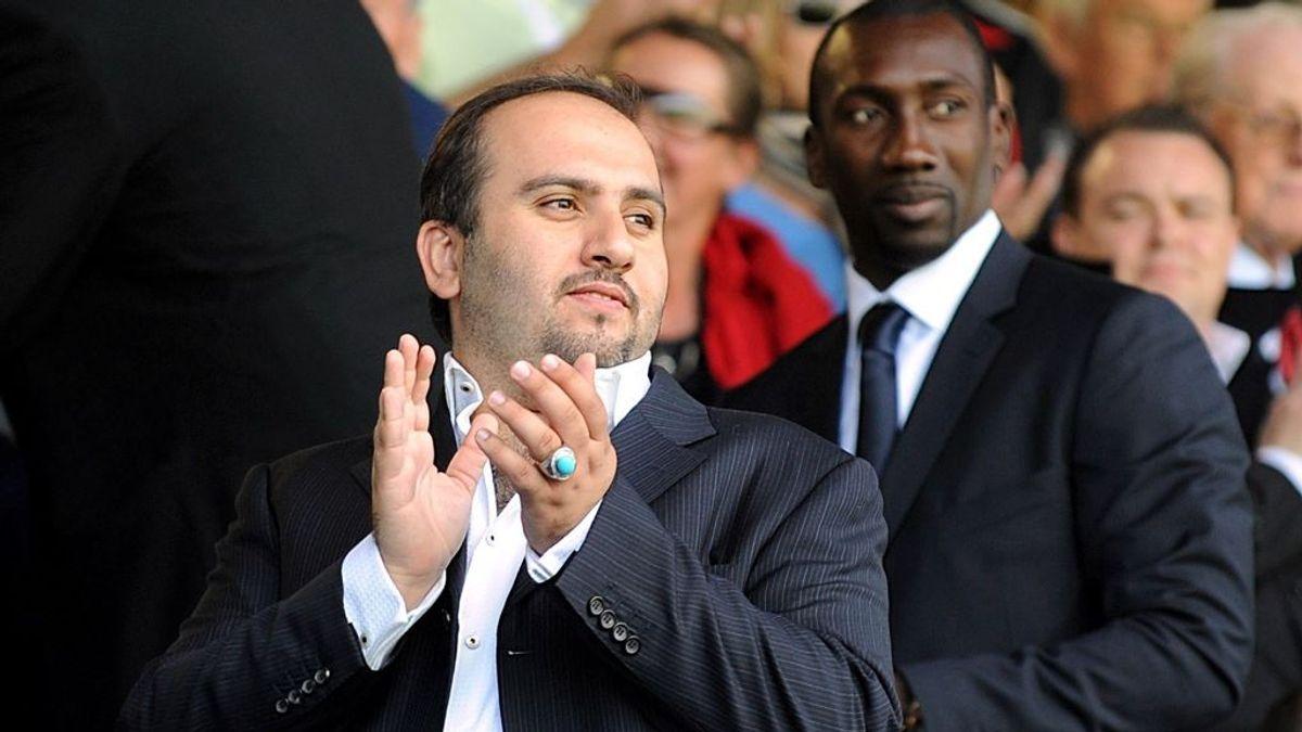 Le quita 5,6 millones de euros a su mujer para comprar el Portsmouth y le condenan a cinco años de prisión