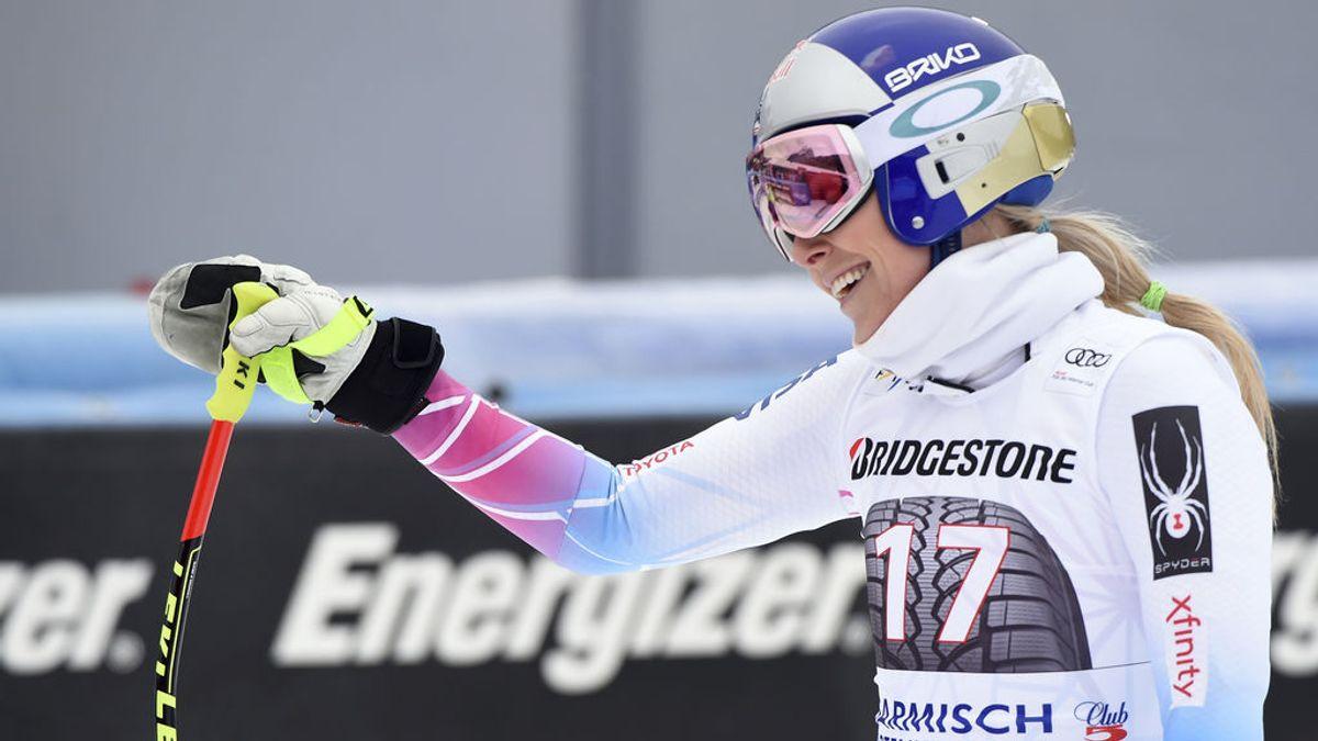 La deportista que busca una medalla y... ¡¡ novio !! en los Juegos Olímpicos de Invierno