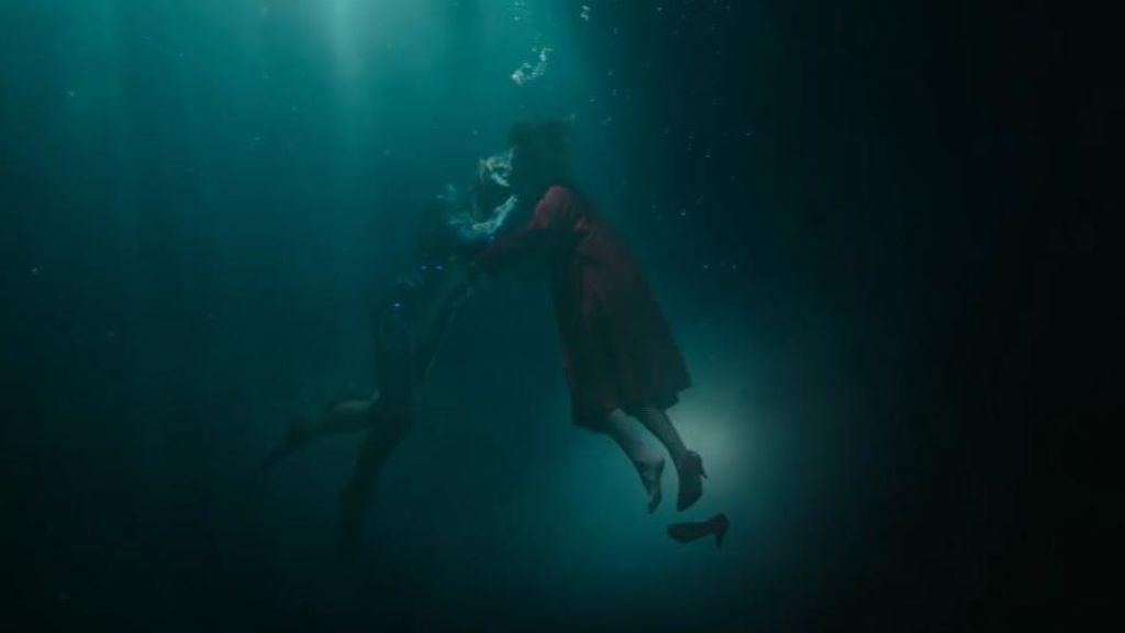 'La forma del agua': la nueva criatura de Guillermo del Toro
