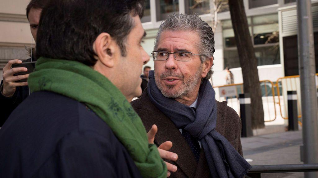 """Granados asegura que fue Rajoy quien destapó la Gürtel y pidió a Aguirre que """"lo parara"""""""