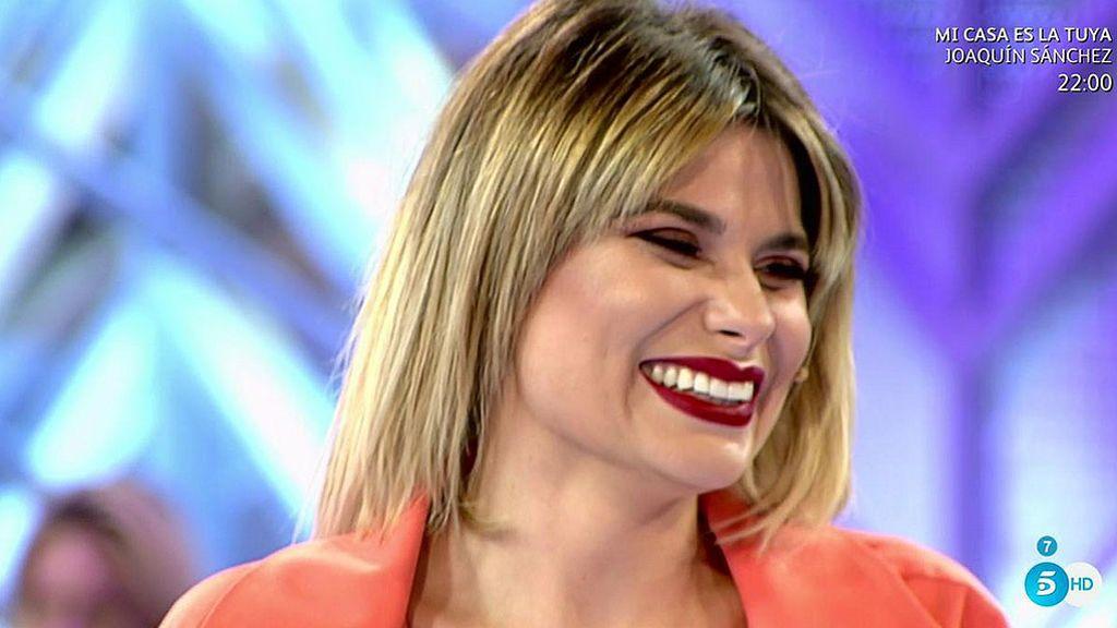 María Lapiedra corta por lo sano con sus malos rollos y estrena nuevo look