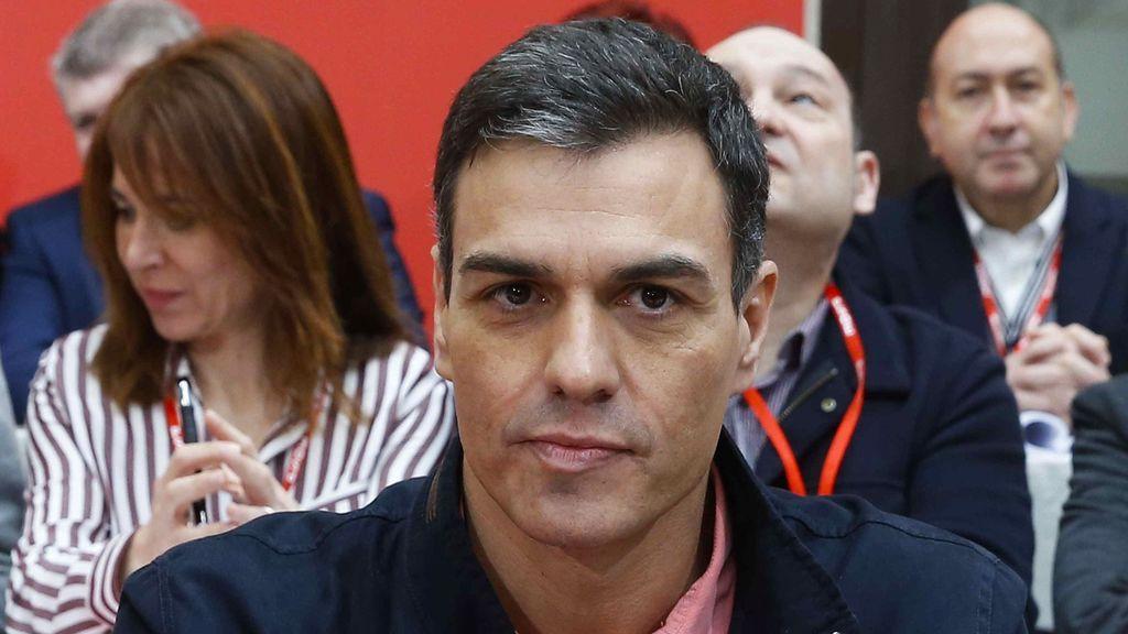 Pedro Sánchez advierte a C's de que regenerar la democracia no es apoyar a un PP que se financia irregularmente