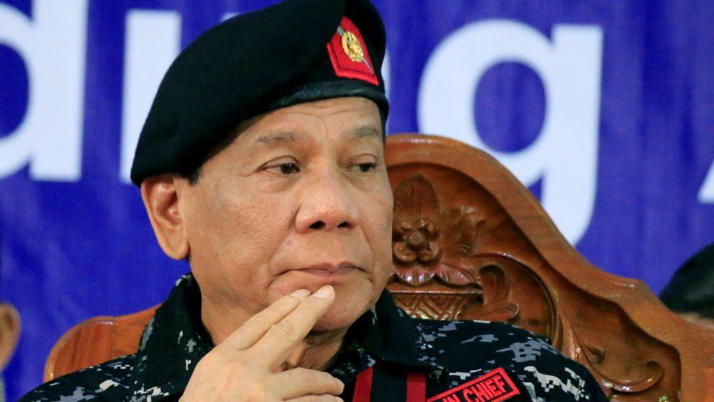 """El presidente filipino pone en su punto de mira los condones: """"No son placenteros"""""""