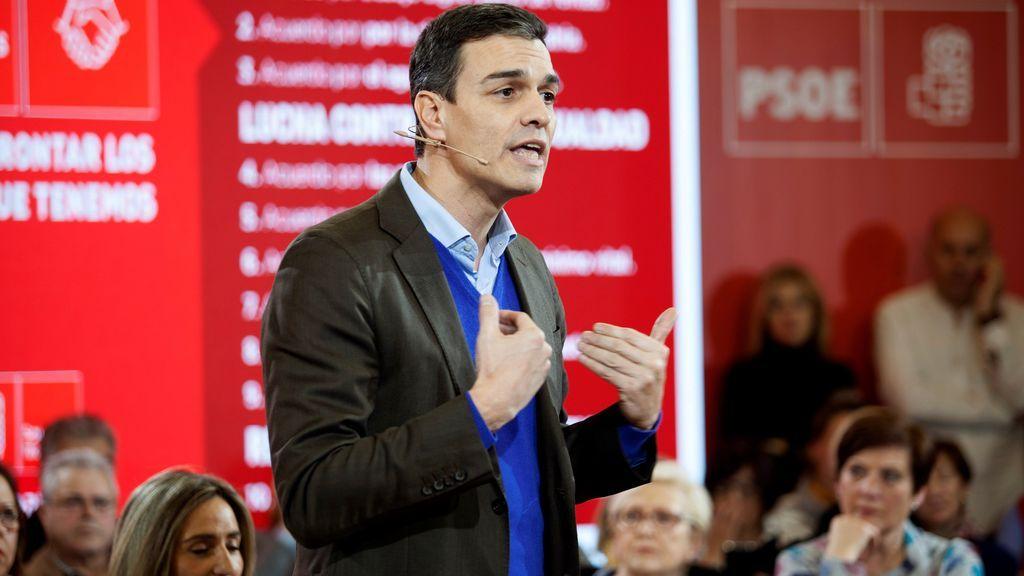 El PSOE reúne a su Comité Federal para aprobar el nuevo reglamento que dará más poder al militante y a la Ejecutiva de Sánchez
