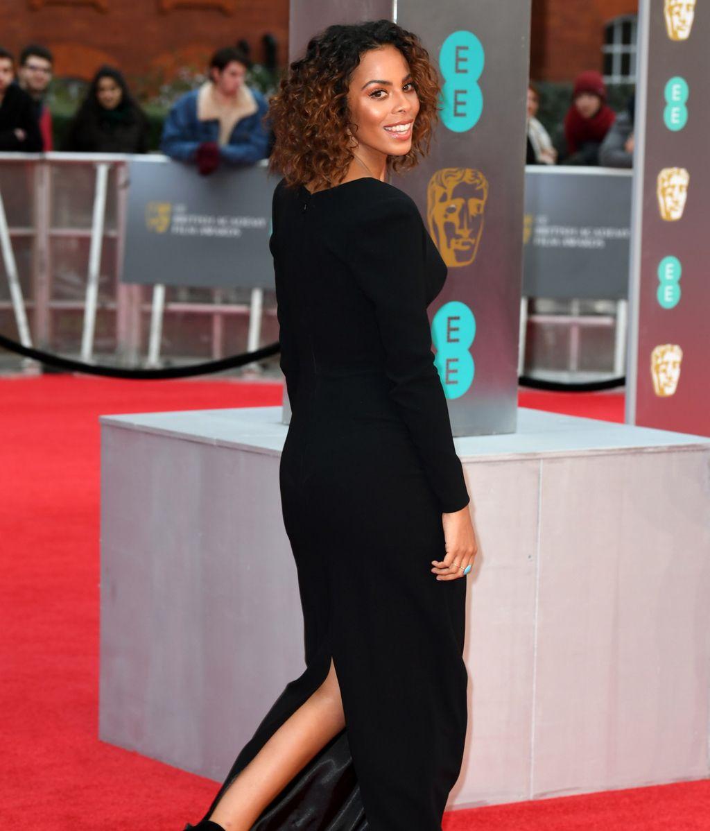 alfombra roja BAFTA