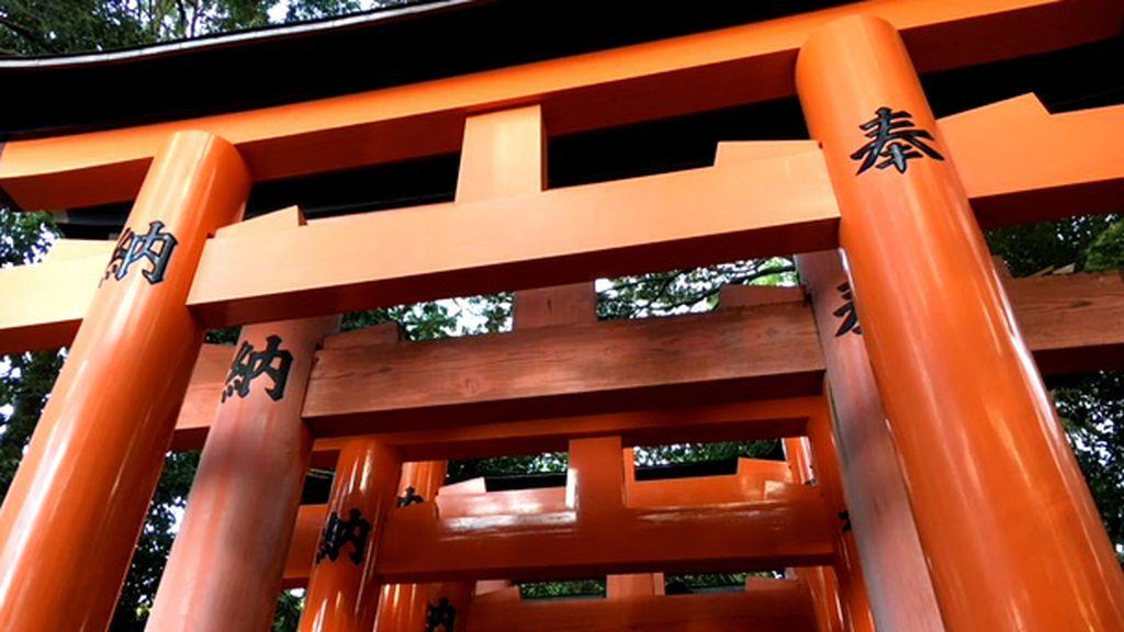 Estampas desde Kioto