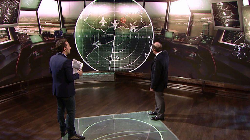Grabaciones reales de pilotos confirman el avistamiento de OVNIs en el espacio aéreo de España