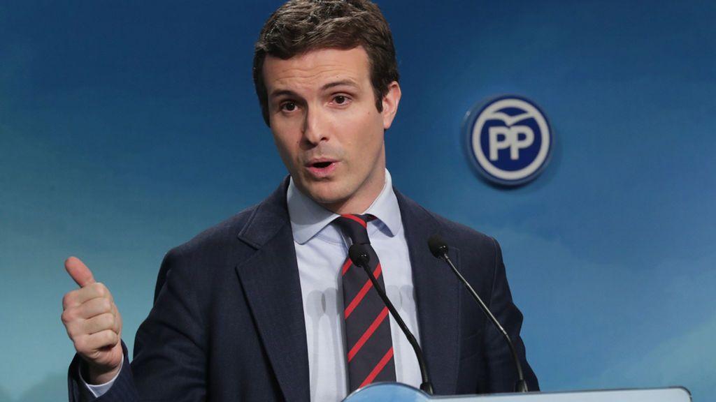 """El PP tomará una iniciativa en el Parlament para """"garantizar"""" el castellano en la educación"""