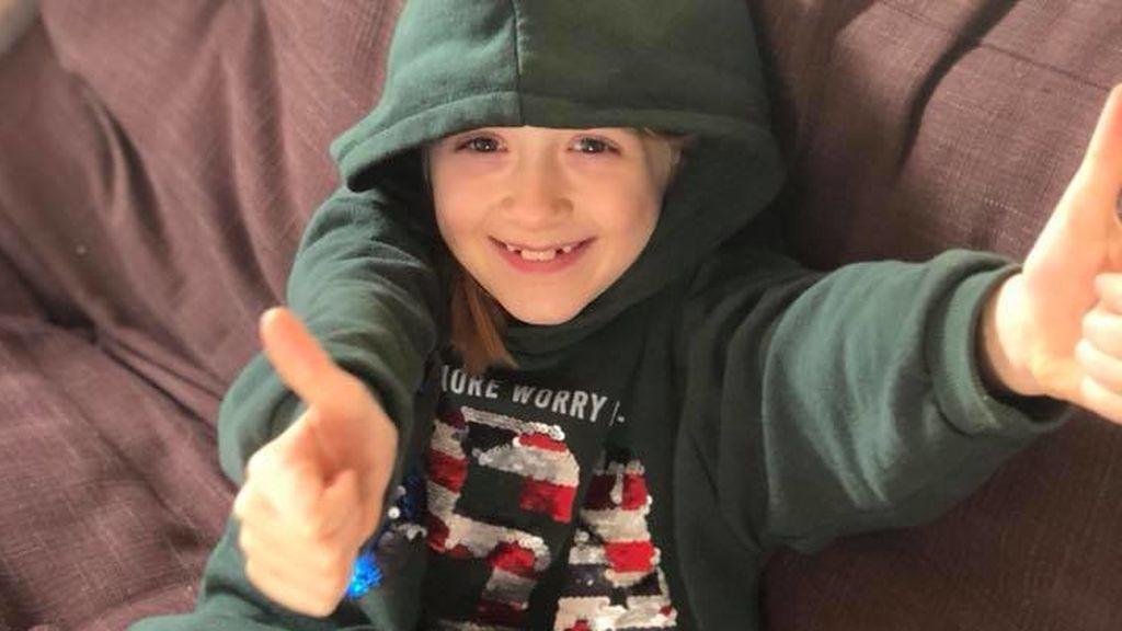 Una niña de 7 años pide a Zara poder ser su modelo masculina