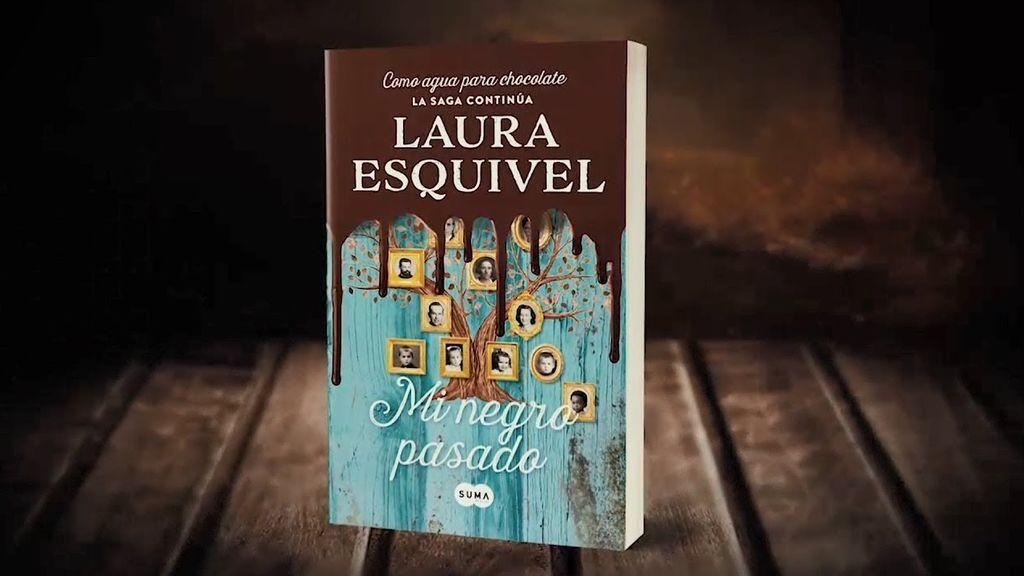 """Laura Esquivel culmina su gran historia con """"Mi negro pasado"""""""
