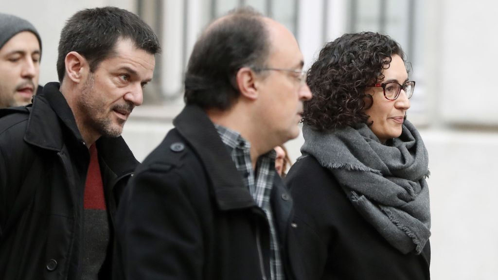 Libertad bajo fianza de 60.000 euros para Marta Rovira