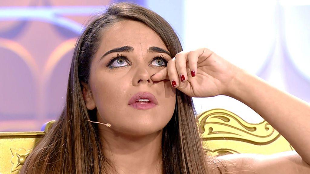 """Violeta: """"No me gusta vivir con Barranco prefiero irme a un hotel"""""""