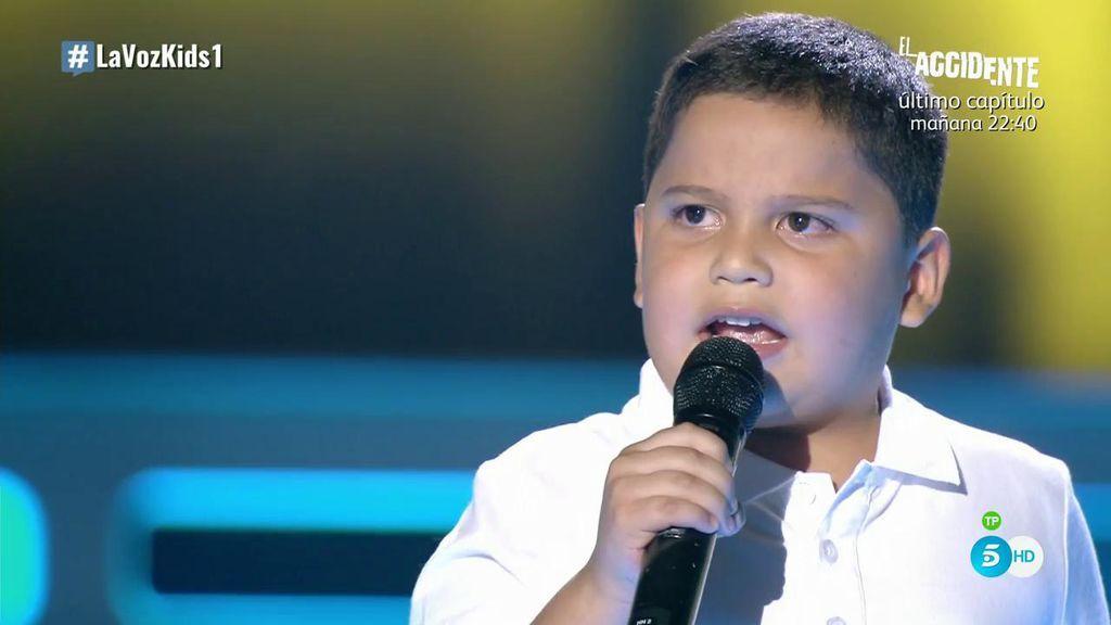 Steven protagoniza el momentazo de la noche con su ranchera ¡y se va con la promesa de cantar junto a Rosario!