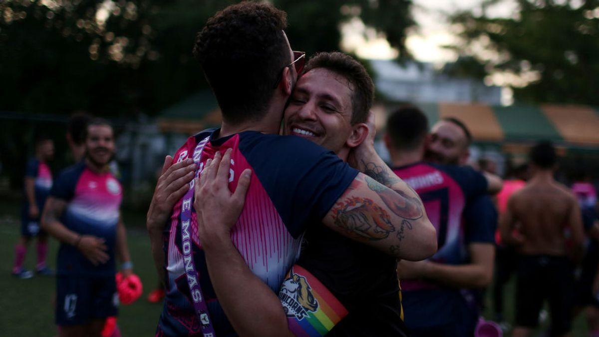 Día Internacional contra la 'LGTBfobia' en el Deporte: solo cinco jugadores han salido del armario en toda la historia