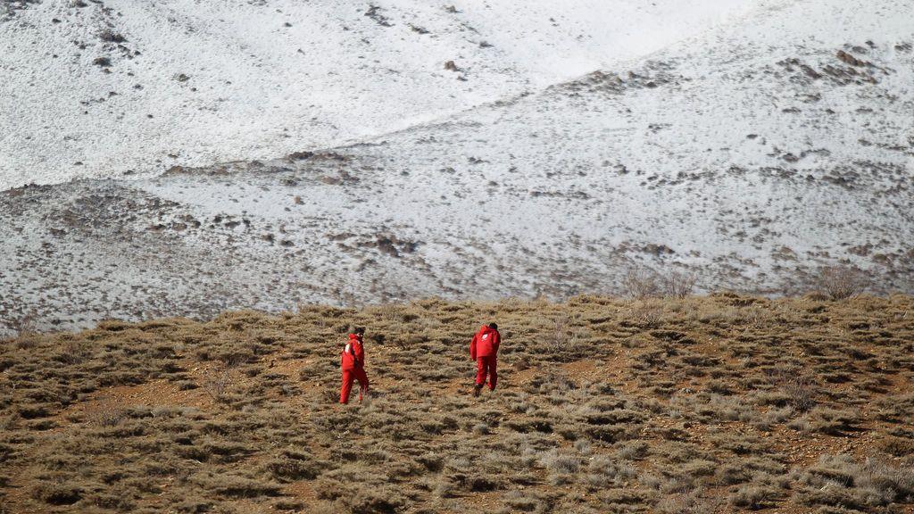 Hallan los restos del avión siniestrado en Irán