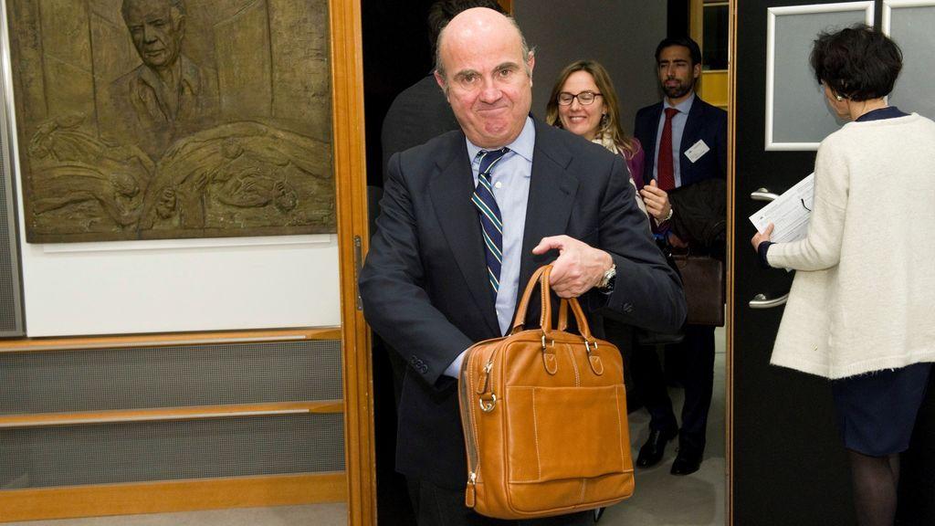 El Eurogrupo elige el lunes entre Guindos y Lane al próximo vicepresidente del BCE