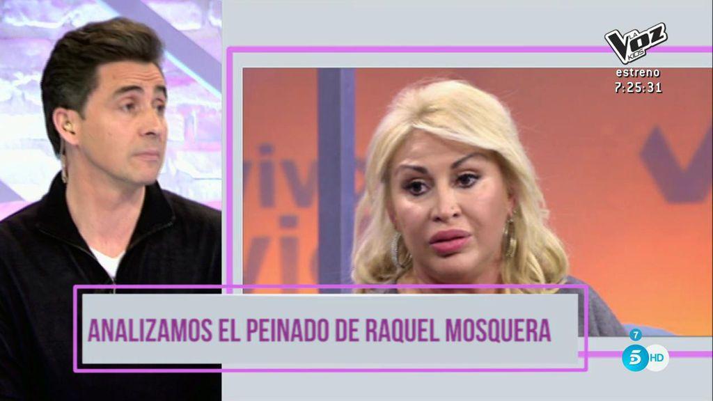 De peluquero, a peluquera: A Moncho y a Lorena les espanta el rubio de Raquel Mosquera