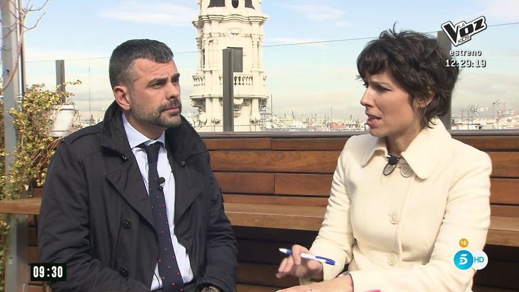 "Marta Nebot entrevista a Santi Vila: ""Puigdemont no se comportó como un político de altura"""