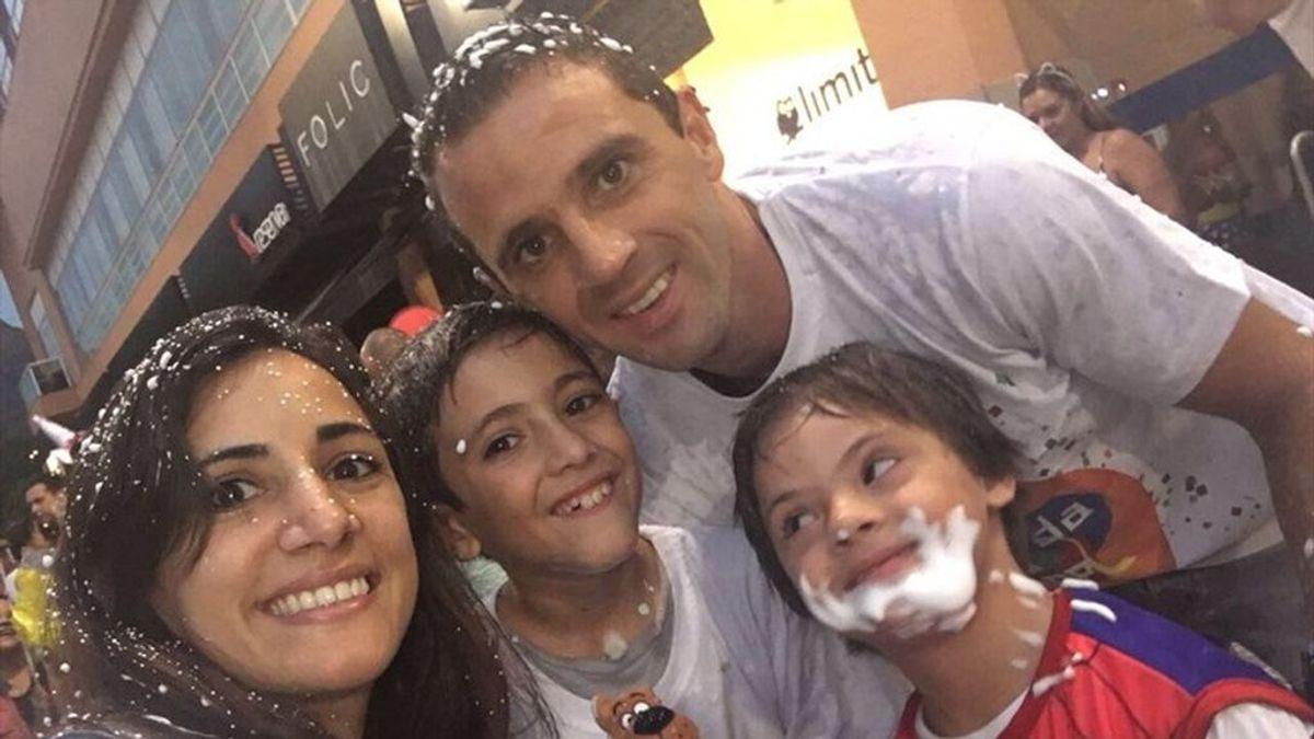 """""""Tengo un hijo con síndrome de down, no una bomba nuclear"""": La grave denuncia del futbolista Walter Montillo"""