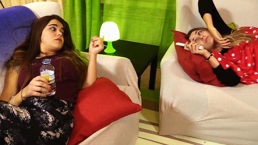 Violeta y Sophie se cuentan todo hasta su cita con Julen