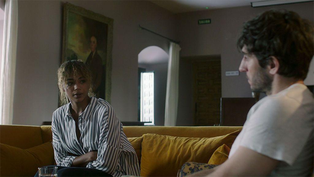 """María, a José: """"Yo estoy sola, tú tienes a Lucía y a tu hijo. La gente como tú siempre consigue lo que quiere"""""""