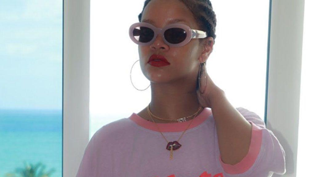 """Rihanna se toma con mucho humor los 30: """"Última día para liarla y echarle la culpa a los 20"""""""