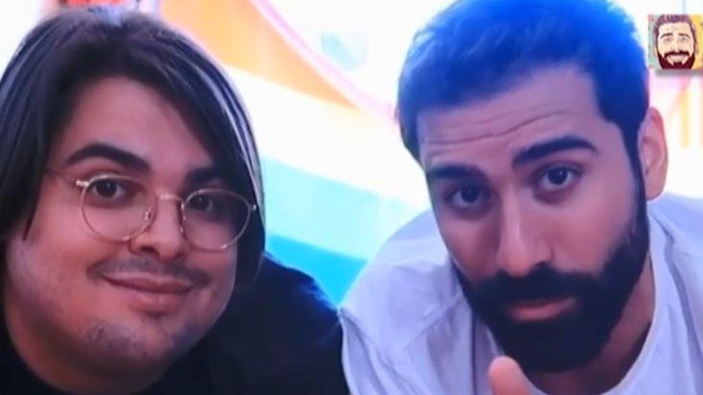 El polémico vídeo de Jorge Cremades y Brays Efe:  'La gente nos insultó por defender a los gays'