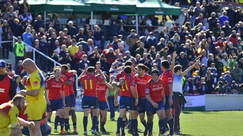 """La arenga del capitán de España que emociona al mundo del rugby: """"Hay un país entero que sueña"""""""