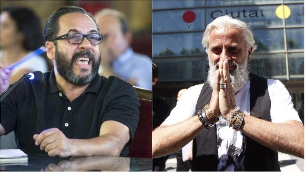 'El Bigotes' y el llamado 'Yonki del dinero' comparecen ante la comisión de investigación del PP