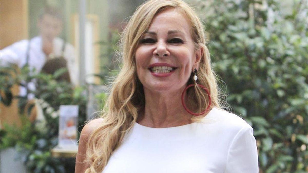 Ana Obregón prepara una serie para Netflix.