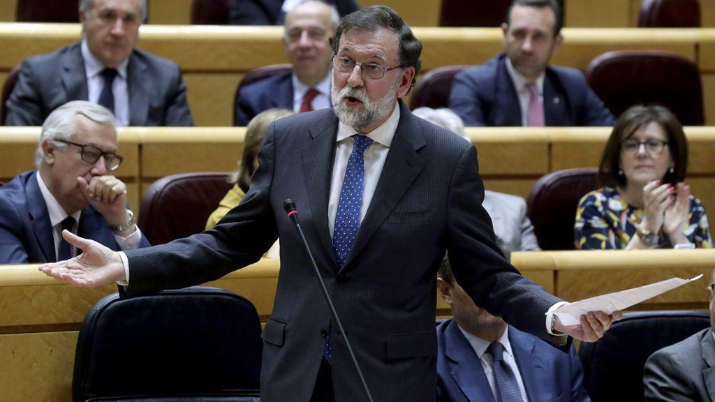 Rajoy exige a ERC que busque un candidato a la Generalitat