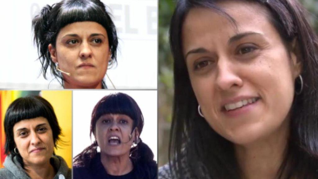 Una renovada Anna Gabriel confirma desde Suiza que elude la justicia española