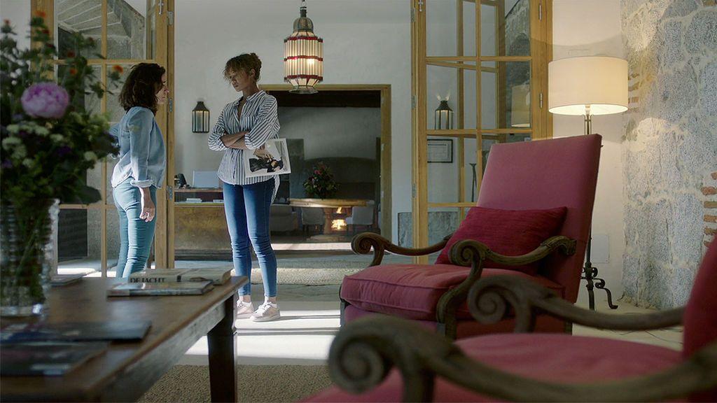 """Lucía, a María: """"Imagino que quieres mucho a José, así que cuídalo, ya solo te tiene a ti"""""""