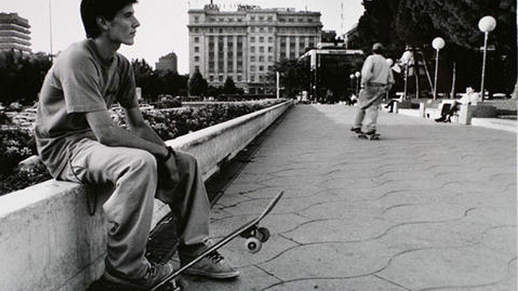 Madrid y el skate: de la plaza de Colón como meca del monopatín en los 80, a su posible prohibición en las calles
