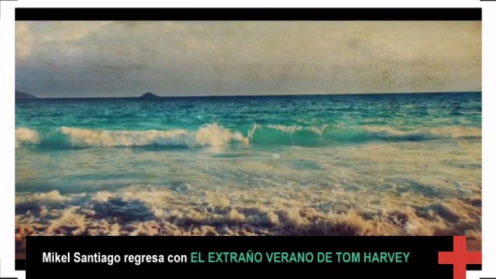 """""""Extraño verano de Tom Harvey"""" Recorte"""
