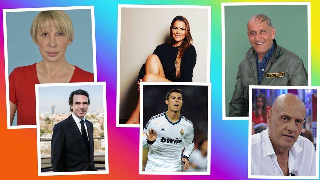 Hasta en las mejores familias: los miembros más tróspidos de los clanes VIP