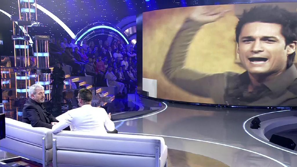 "Aitor Trigos visita 'Volverte a ver' tras ""muchas noches llorando"""