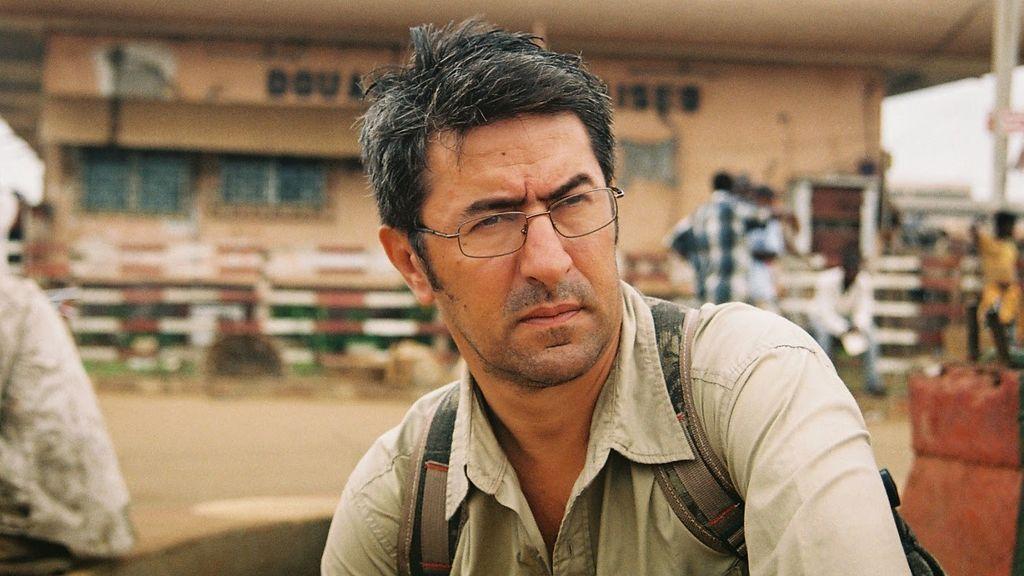 El periodista de TVE Xaquín López.