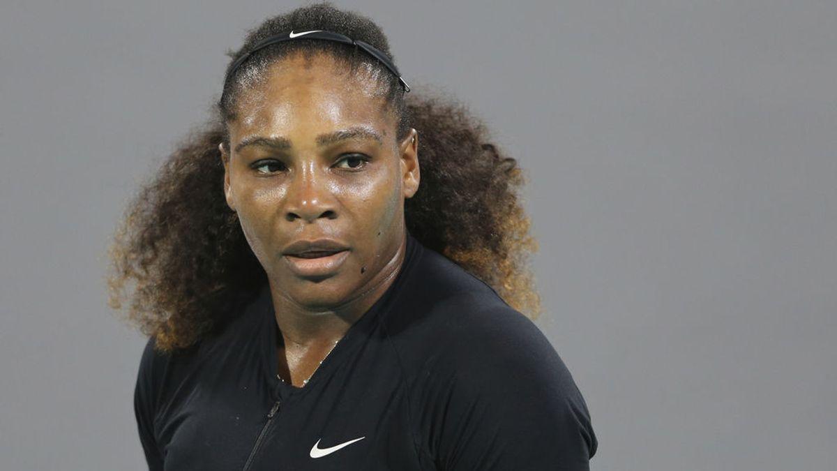Serena Williams confiesa que casi fallece tras dar a luz a su hija