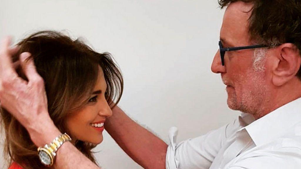 La nueva melena de Paula es obra del peluquero de las estrellas: diario de un cambio de look