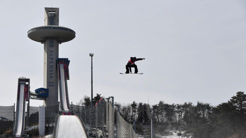 Snowboard - Pyeongchang 2018 Olimpiadas de invierno