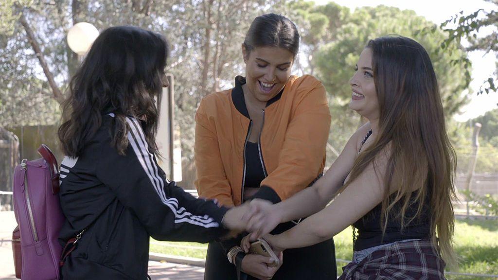 ¡Tenemos nombre! 'Giraffe & Co. Company', la nueva marca de Las Moraleja Girls inspirada en el Zoo