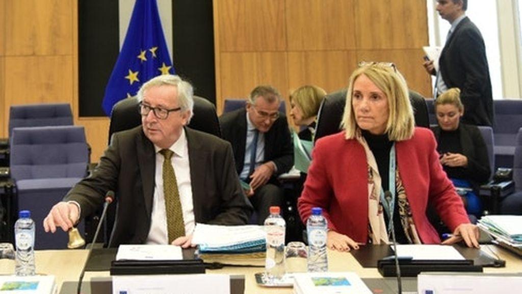 La española Clara Martínez es elegida nueva jefa de gabinete de Juncker