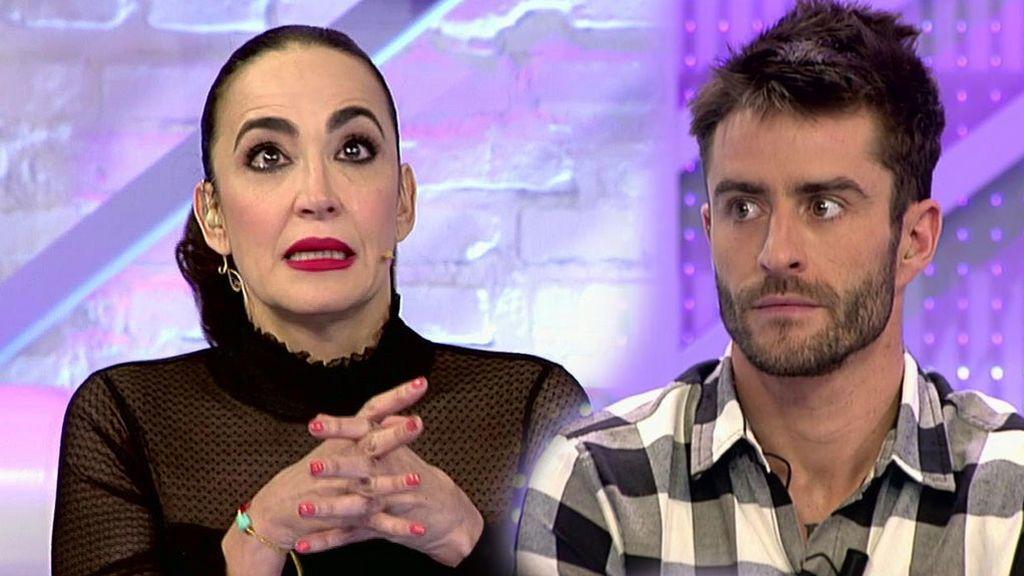 """Cristina Rodríguez felicita a Pelayo con lágrimas en los ojos: """"Te digo de corazón ¡Felicidades, Pelayo!"""