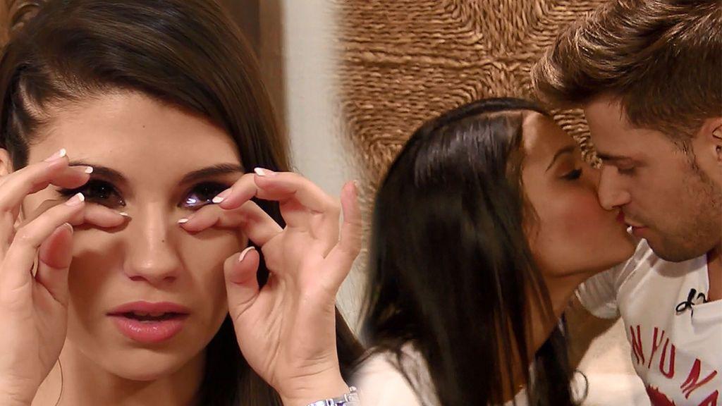 Jenni rompe a llorar tras ver los besos de Albert y Kathy